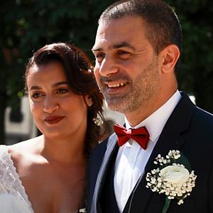 Mariage d'Hasna et Malik