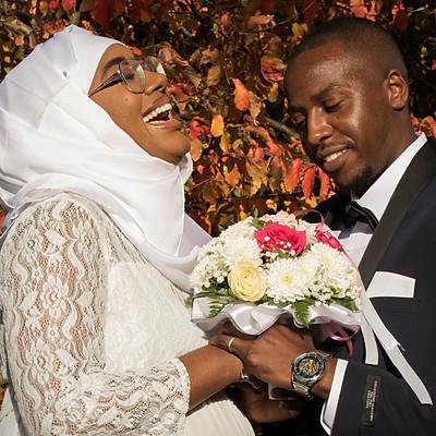 Mariage d'Aboukaria et Iben