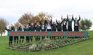 ニュージーランド 高校留学 Mountainview High School