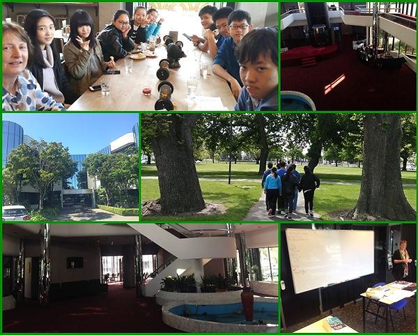 ニュージーランド 高校留学 AEI