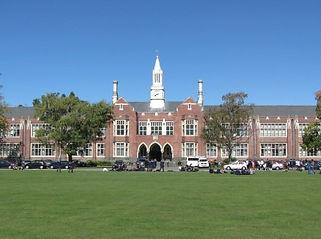 ニュージーランド 高校留学 Christchurch Boys' High School