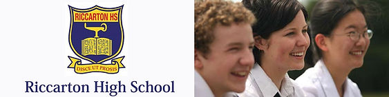 ニュージーランド 高校留学 Riccarton High School リカトンハイスクール