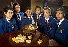 ニュージーランド高校留学 St Thomas of Canterbury College セントトーマスカレッジ