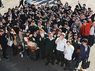 ニュージーランド 高校留学 Burnside High School バーンサイドハイスクール