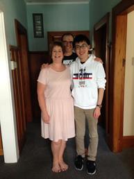ニュージーランド 高校留学 ホームステイ