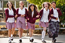 ニュージーランド 高校留学 Cashmere High School カシミアハイスクール
