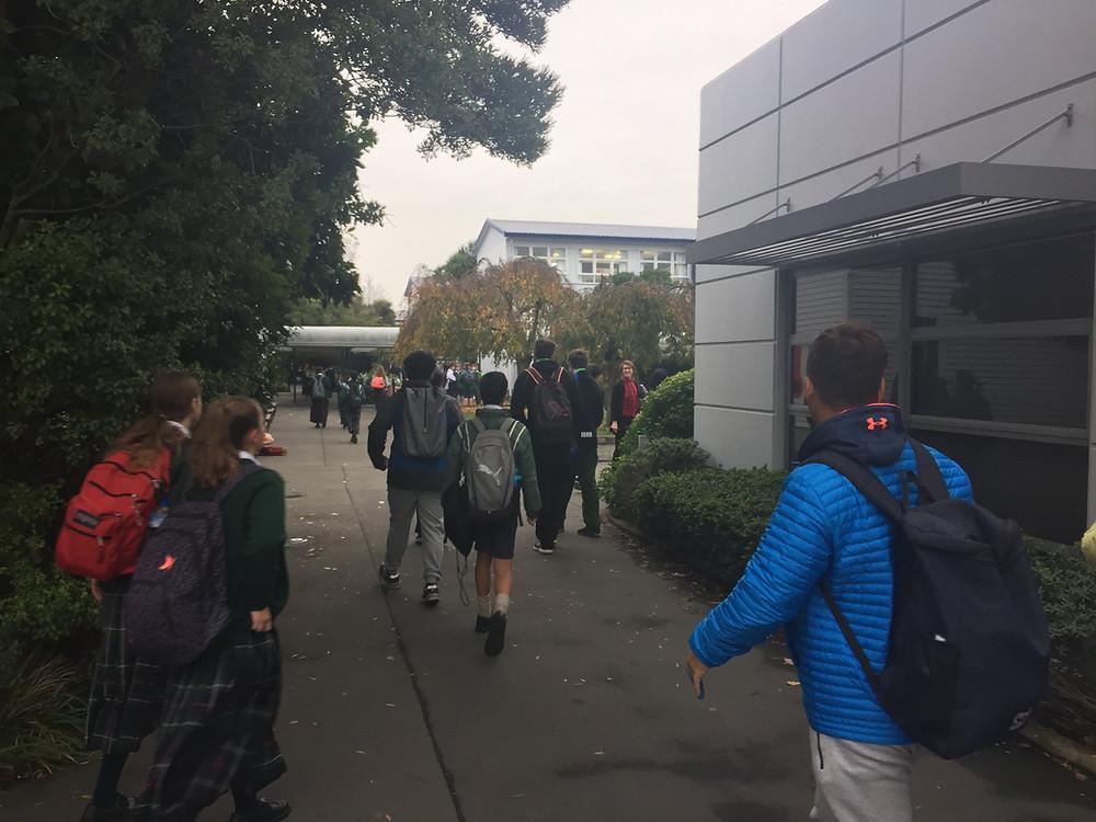 ニュージーランド 高校留学 ブログ