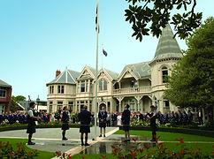 ニュージーランド 高校留学 St Andrew's College