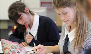 ニュージーランド 高校留学 Christchurch Girls' High School