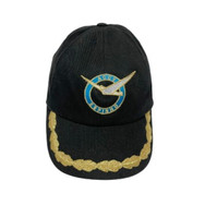 Embroidered caps