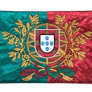Mini Bandeira com enchimento
