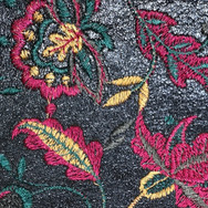 Embroidery for various materials