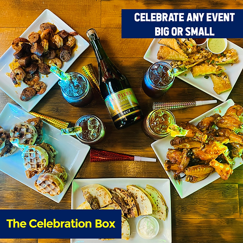 #TheCelebrationBox