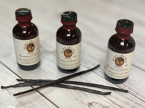 Pure Madagascar Bourbon Vanilla