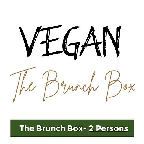 Vegan Brunch Box- 2 Persons