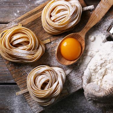Pasta, Reis und Co.
