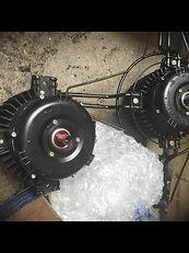 Soler and Palau motor repair