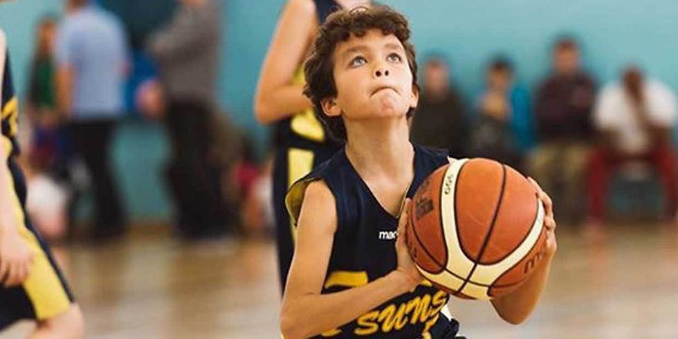 Half-term Basketball Primary camp