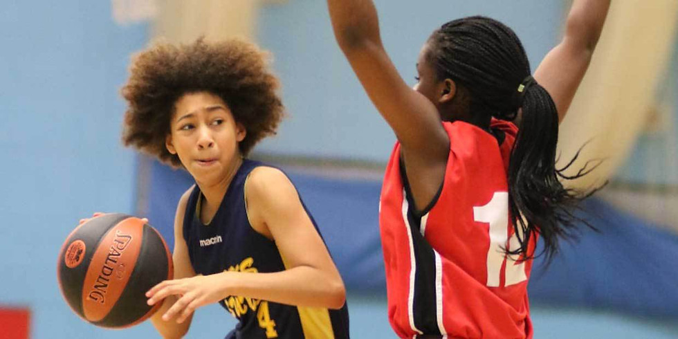 Half-term Basketball Advanced camp