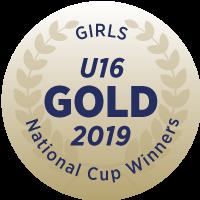 U16 gold national