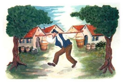 Tuvia The Milk Man (shalom alehem) (255)