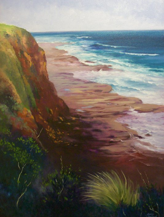 Bunurong Coast. SOLD