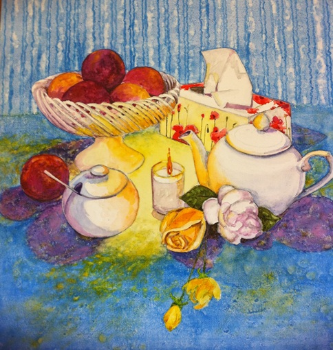 Still Life with Teapot