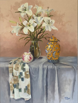 Still Life with Lilliums
