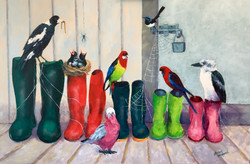 Boots and Birds