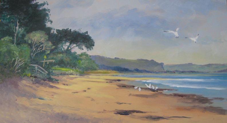 Kiosk Beach