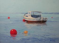 Couta Boat  Acrylic