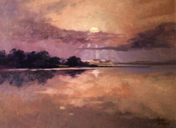 Early Morning Light. SOLD