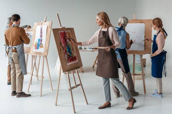 Art Group Saturdays 1:00-4:00pm