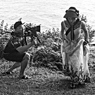 Haui (Directing Shot photo by Michelle M