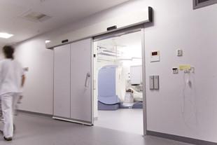 Puertas Automaticas para Laboratorios