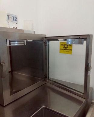 instalacion de esclusas