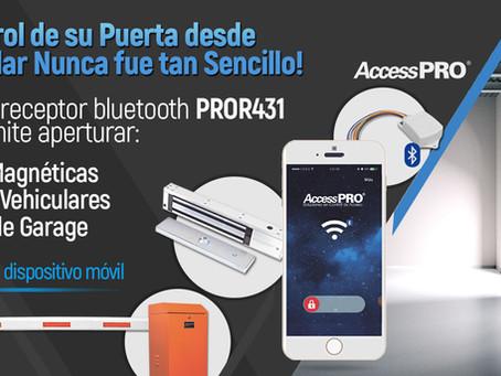 Control de Acceso por Bluetooth