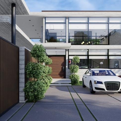 TEMA House - A 3d Architecture Animation Walk-through