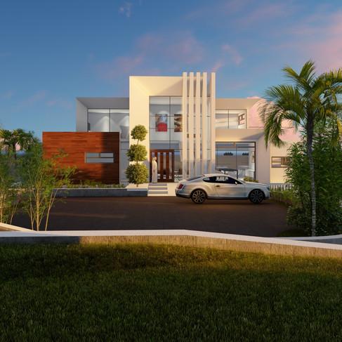 B House, Nyanyarnoh, Ghana