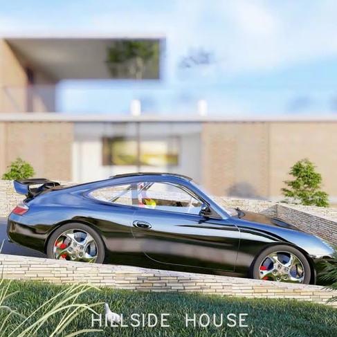 Hillside House - A 3d Architecture Animation Walk-through