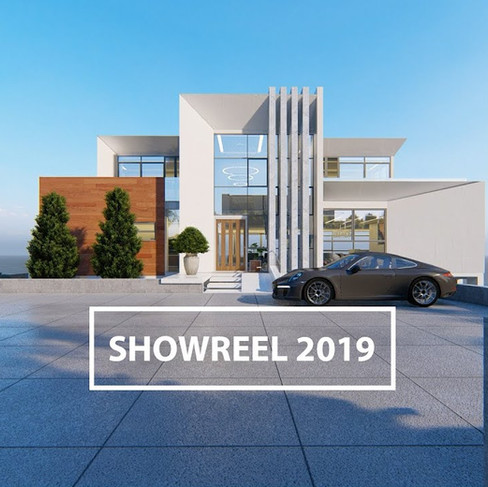 Architecture and Interiors Animation Showreel 2019