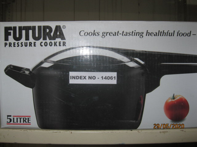 HAWKINS P/COOKER  FUTURA WITHOUT SEP 5 LTR