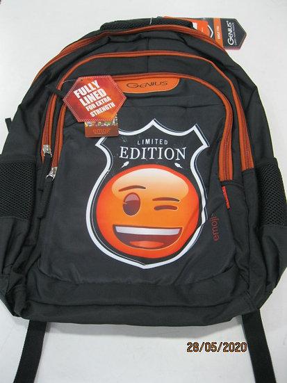 GENIUS-EMOJI 1704 19 SCHOOL BAG