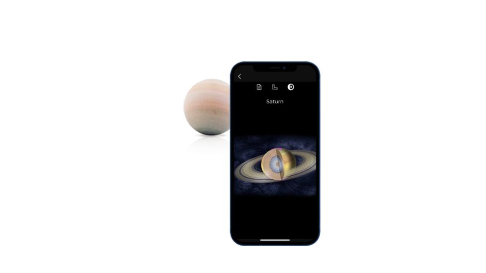 Mini Saturn 迷你土星 AR