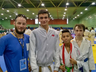 "Championnat de ""grande ligue occitanie"" minimes"
