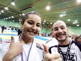 Qualification championnat de France Minime