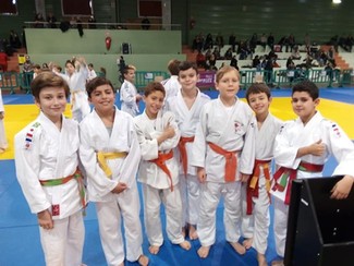 1er District Benjamins à Mèze