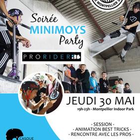 SOIREE MINIMOYS PARTY
