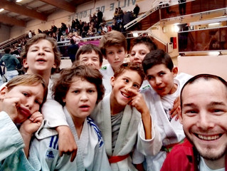 2eme district benjamins