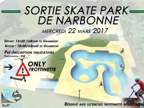 SORTIE NARBONNE